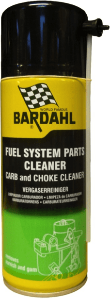 Bardahl Systemrens Spray 400 ml